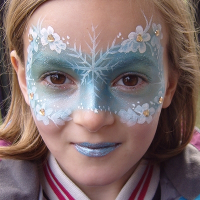 Professional Face Painting in Hampshire and Dorset