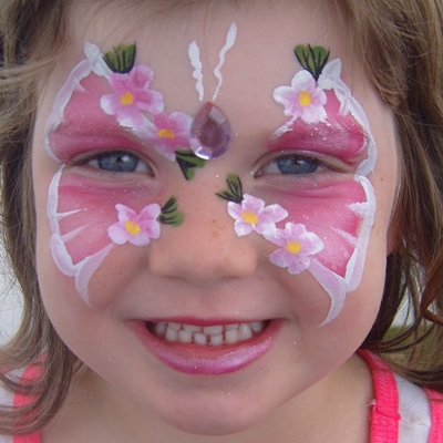 Face Painting Poole Dorset