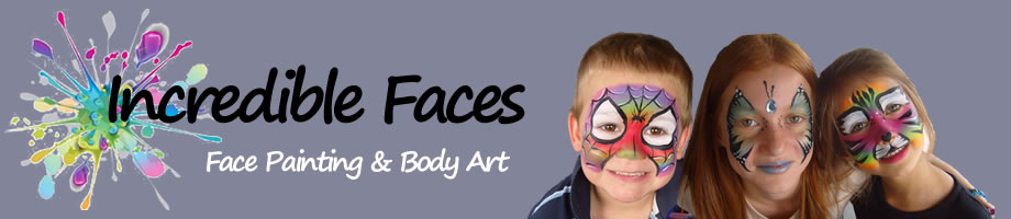 Face Painting in Ringwood, Bournemouth, Poole